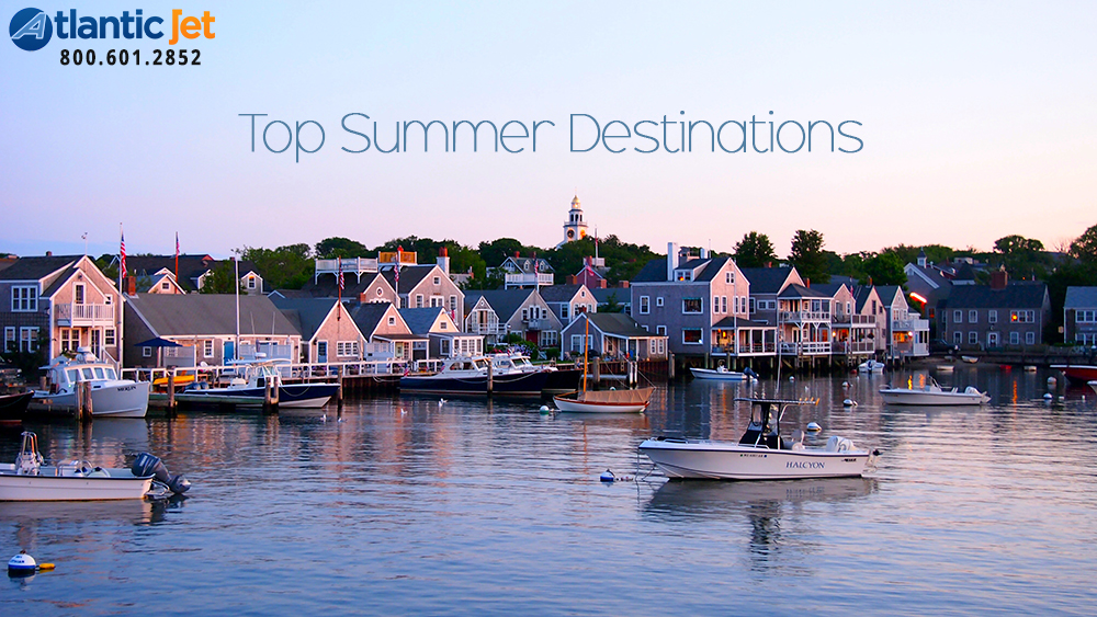 Summer destinations