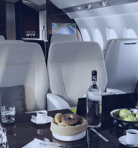 Private Jet Empty Leg